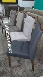 Cadeiras maravilhosas a partir de $249 á vista