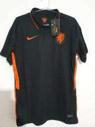 Camisa Nike Holanda 2021 NOVA