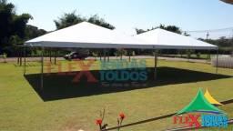 Aluguel e venda de tendas piramidais