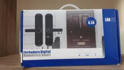 Fechadura Digital Smart Biométrica LFE-02