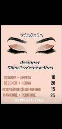 Manicure e designer