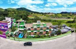 Pousada com 10 dormitórios à venda, 920 m² por R$ 1.600.000 - Armação - Penha/SC