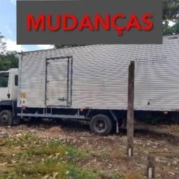 Serviço aqui FRETES MUDANÇAS Manaus Interior
