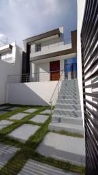 Lindas Casas Alto Padrão Fino Acabamento/Casas 108m2 /80m2 02 e 03 Qts Com Quintal Amplo