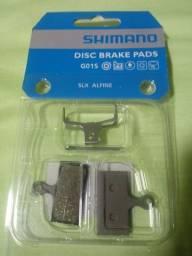 Pastilha de Freio Shimano G01S- SLX ALFINE. Rs.55,00 ( valor da cartela ).