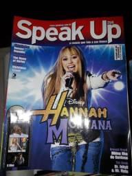Coleção de revista SpeakUp 36 exemplares