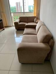 Apartamento 3 dorm. Centro semi mobiliado - Foz do Iguaçu