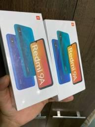 XIAOMI REDMI 9A 32GB TELA 6.53 5000mAh bateria cinza verde disponíveis