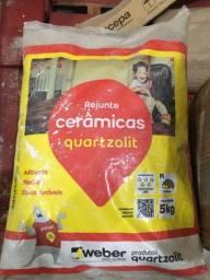 Rejunte Ceramicas Quartzolit