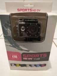 Câmera Filmadora Sports HD DV 1080P 30M<br><br>