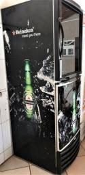 Expositor de cerveja