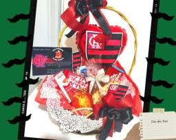 Título do anúncio: Cesta Dia dos Pais Times e Petiscos/chocolates