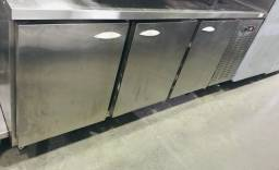Balcão refrigerado 185 Mts cook machine