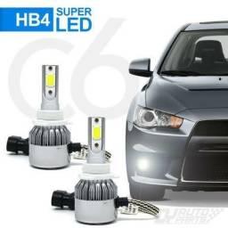 Lâmpada Hb3 Hb4 Fabricante C6 Par