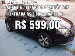 Black Fox 1.0 , Entrada R$ 3.000 + Parcelas R$ 599,00