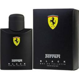 Ferrari Black 125 ml (Original com Selo)