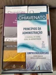Coleção de livros Administração CHIAVENATO