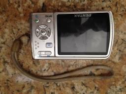 Câmera digital de fotos Pentax