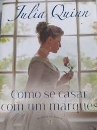 Livro Julia Quinn, Como se casar com um marquês.