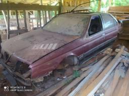 Carcaça de alfa Romeo 164