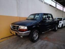 Ford Ranger XLT Diesel Top de Linha - R .A .R. I .D .A .D .E