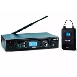 Sistema Monitor Retorno Sem Fio Vokal (sem o fone)