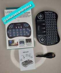 Mini teclado Touch Sreen