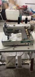 Máquina de costura GOLEIRA siruba
