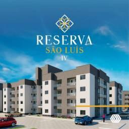 56||Reserva São Luís IV||Apartamentos em todos os blocos