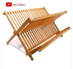Kit Cozinha em Bambu