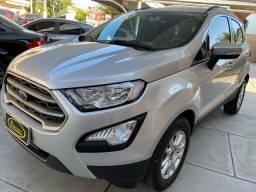 Ford Ecosport Se 2018/2019 1.5 Completo Aut Prata