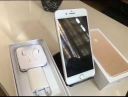iPhone 7plus 32g em excelente estado impecável