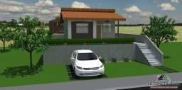 Casa 2 quartos, sendo 01 suíte em Jardim Campo Grande, Cariacica- ES