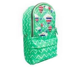 Estojo escolar estilo mini mochila  - R$44,00 qualquer estampa