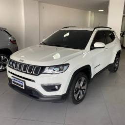 Jeep compass 2.0 flex longitude automatica