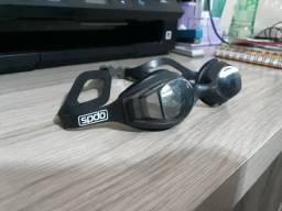 Óculos natação preto Speedo semi novo