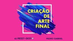 Designer Gráfico e Arte Finalista