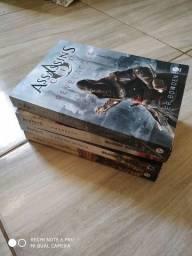 Livros Assasin'S Creed