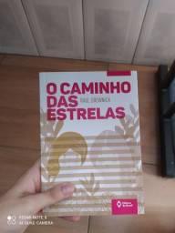 Livro O caminho das estrelas (livro usado)