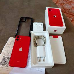 IPhone 11, Red, 64gb