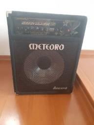Amplificador Meteoro Star Black 15 Bass - Caixa pra contra baixo. Barato