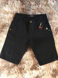 Bermuda jeans do tamanho 40,42