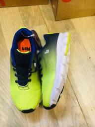 Sapatos infantil masculino