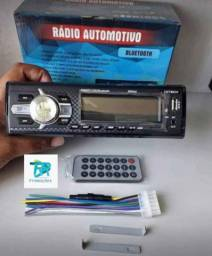 Rádio automotivo bluetooth