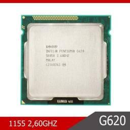 Processador Pentium Dual Core G620