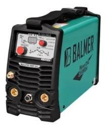 Inversora de Solda Eletrodo Tig Maxxitig 200P DV Balmer Bivolt
