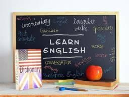 Professor de inglês com fluência nativa - R$40 a hora