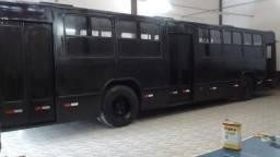 Ônibus Volvo 3 portas B58 12mts int, para Food Truck - 1992