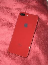 IPhone 8 Plus vermelho*disponivel para envio dia 19/11