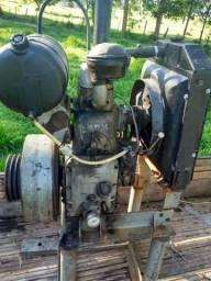 Motor estacionário diesel MWN 13 Hp